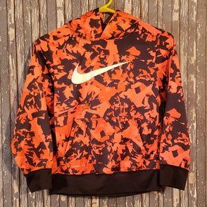 Nike boys hoodie - sweatshirt - camo